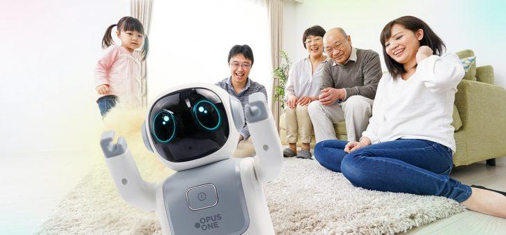 【机上のアイドル】音楽を自動分析しシンクロダンスを披露する 「踊るロボットスピーカー シンゴ」新発売