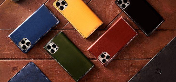 GAZE、MagSafe対応iPhoneを磁力で固定する手帳型ケース発売