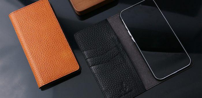 ABBI SIGNATURE、イタリアンレザーを贅沢に使用したiPhone13シリーズ向けラインアップ5種の予約販売を開始
