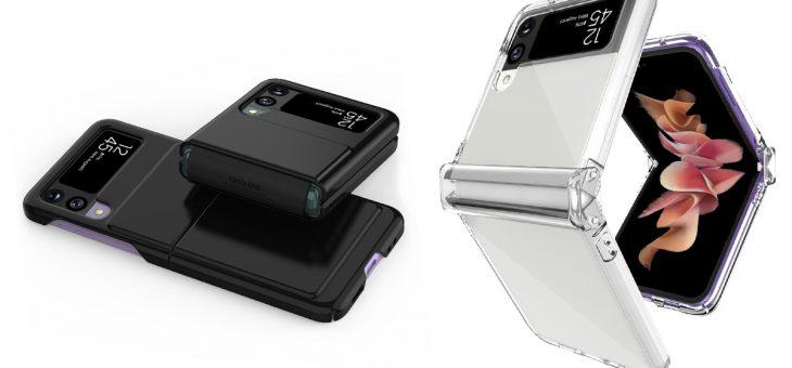 サムスン公式アクセサリーパートナーarareeより、Galaxy Z Flip3向けケース3種などを発売